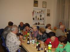 SOUSEDSKÉ POSEZENÍ ŘÍJEN 2008