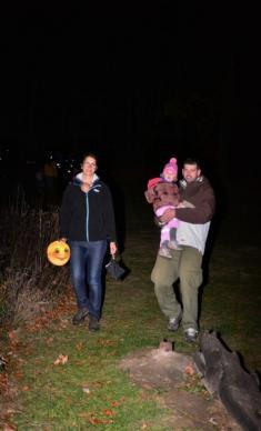 Stezka odvahy aneb Halloween na Březině